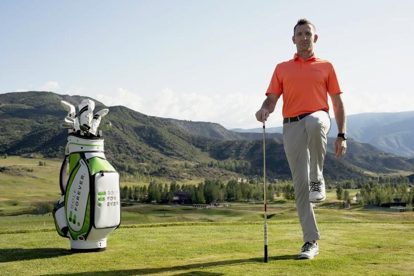 GolfForever Morning Read Good Balance for Golf
