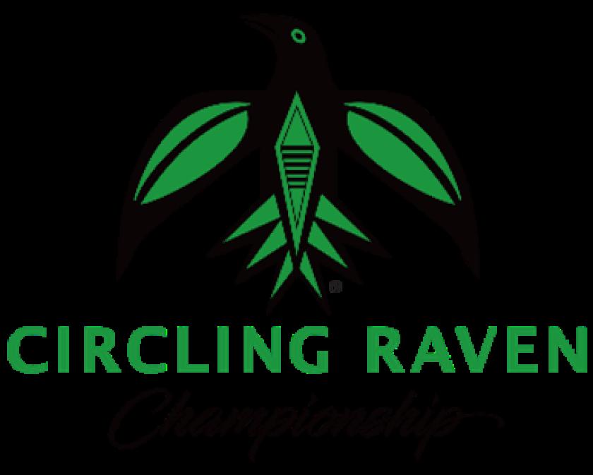 Circling Raven — Logo