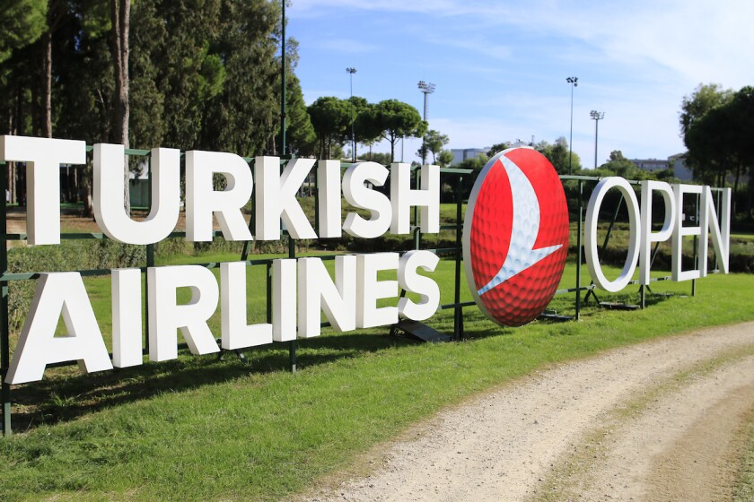 Turkish Airlines Open 2018