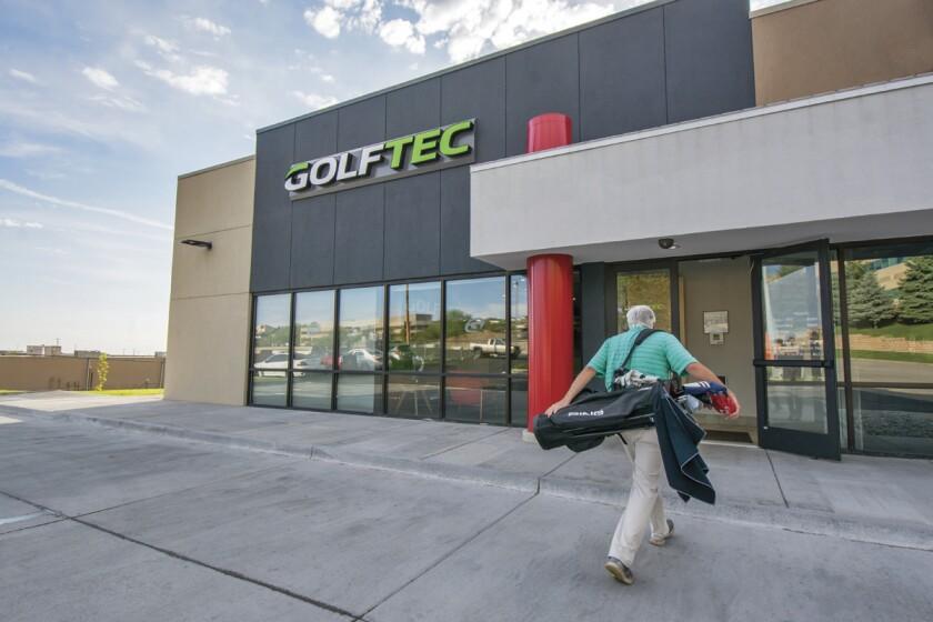 Golftec Storefront