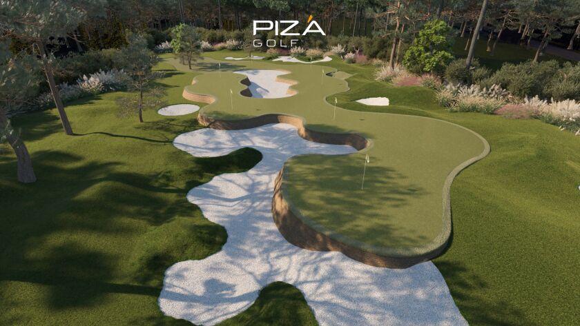 Piza Golf — 3