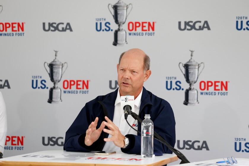 USGA Mike Davis 2020 U.S. Open