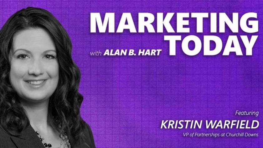Marketing Today — Kristin Warfield