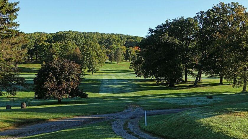 Foxburg Country Club — Hole No. 3