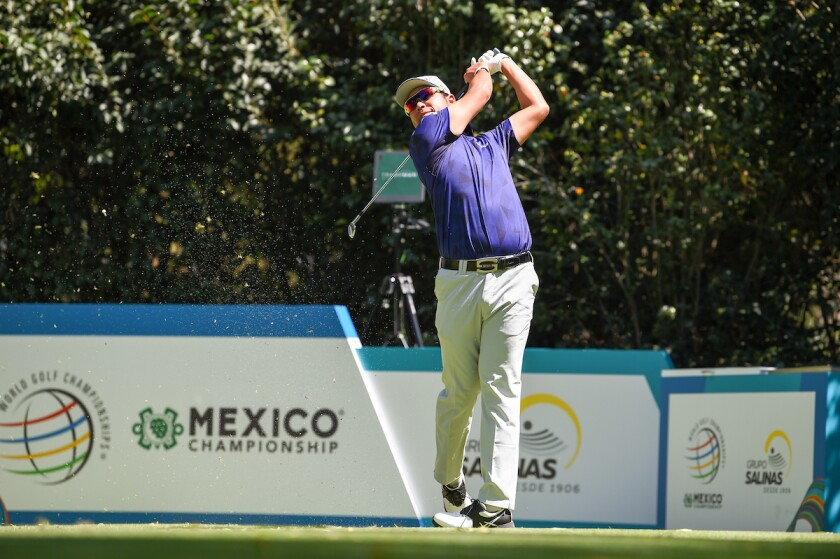 World Golf Championships - Mexico