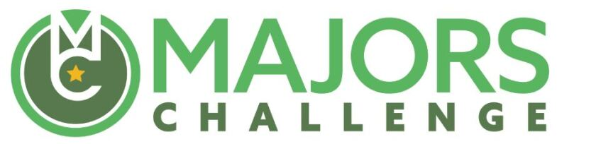 Majors Challenge — Logo