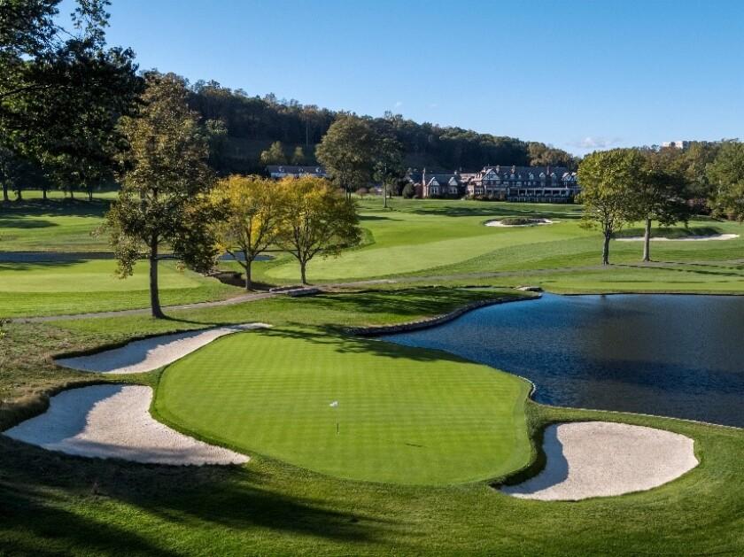 Baltusrol Golf Club   Lower Course — Hole 4