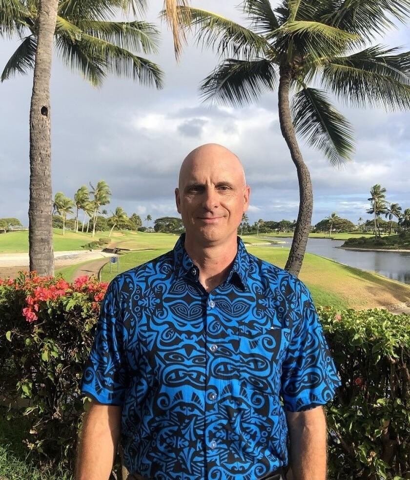 Kapolei Golf Club general manager Gordy Walker