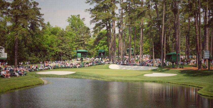 Augusta National Golf Club — Hole 16