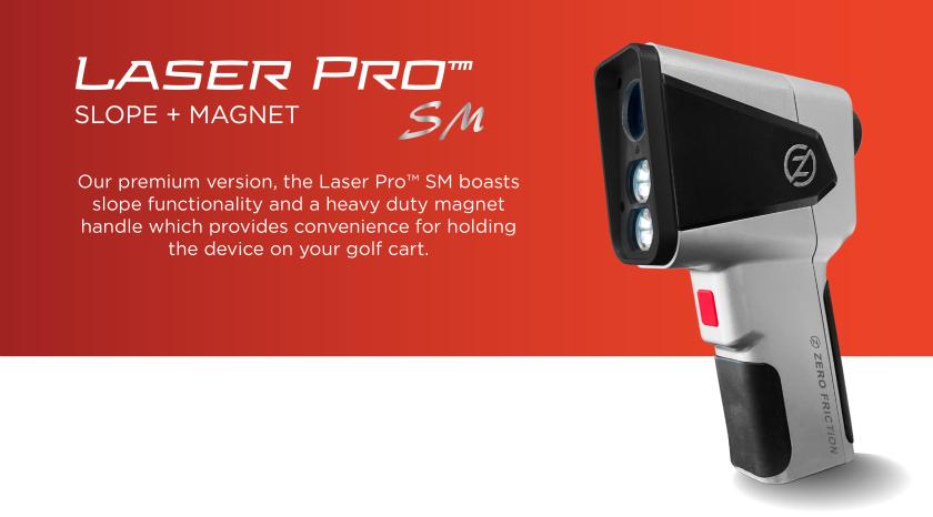Zero Friction Laser Pro