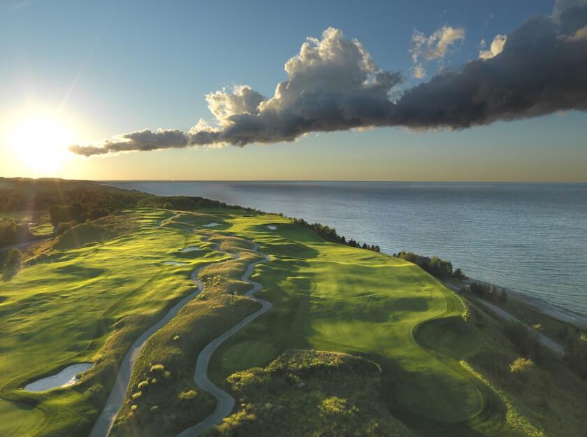 Bay Harbor Golf Club | The Links — Hole 7