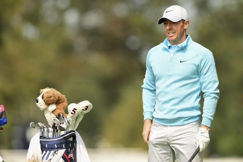 Rory McIlroy 2020 U.S. Open