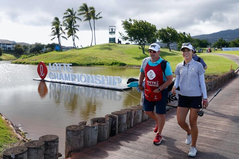Lydia Ko wins 2021 LPGA Lotte Championship