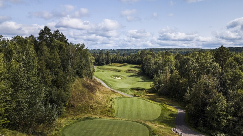 Giants Ridge Golf - Photography By Brian Oar
