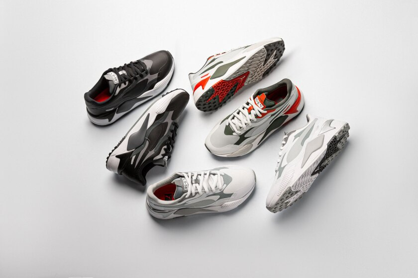 Puma Golf RS-G series golf shoes