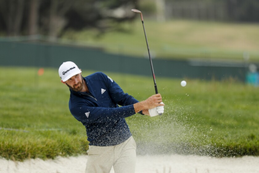 Dustin Johnson, US Open