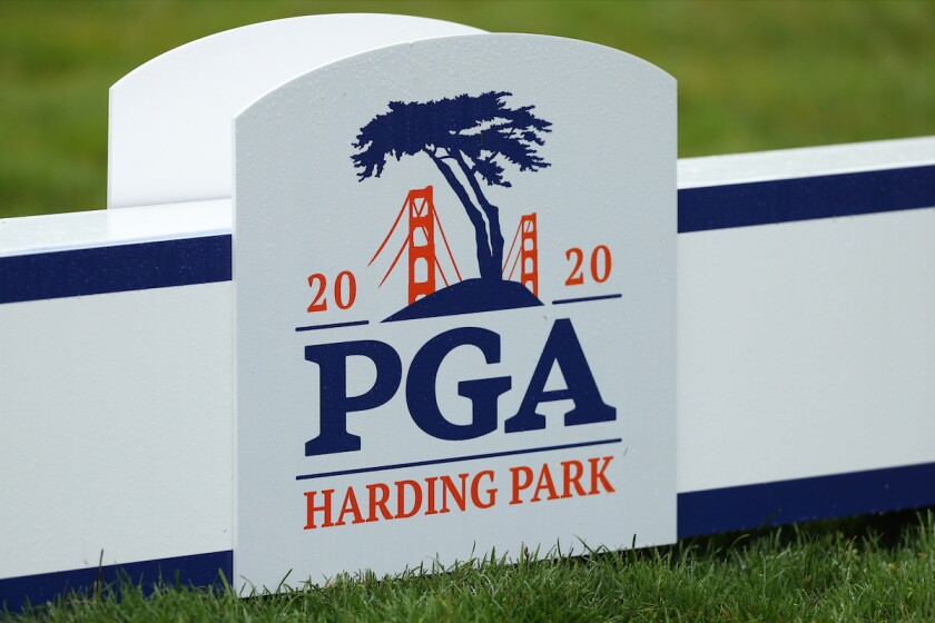 2020 PGA Championship at TPC Harding Park