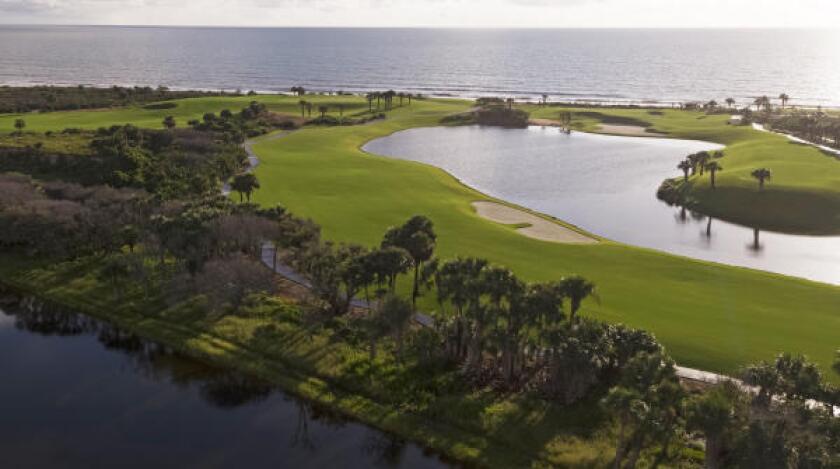 Hammock Beach Resort's Ocean Course