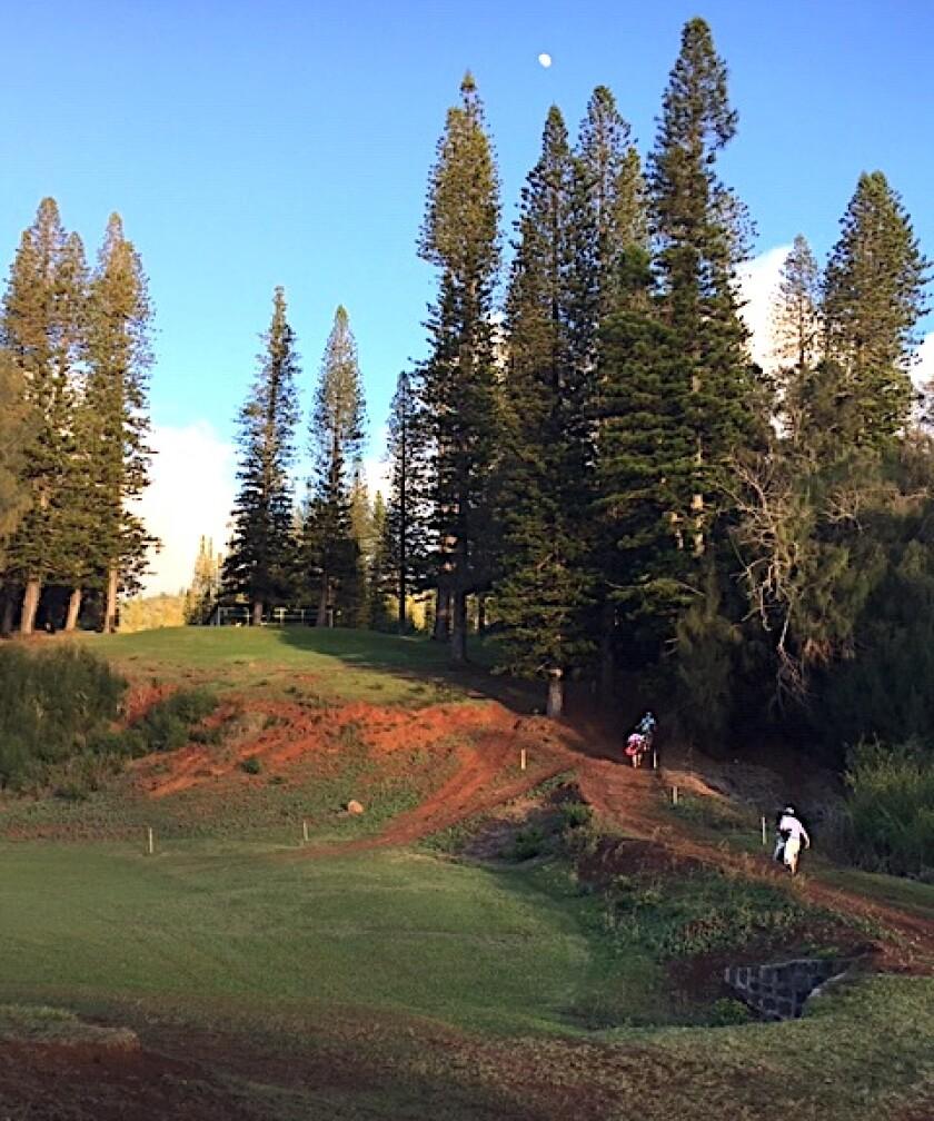 Cavendish Golf Course — Hole No. 9