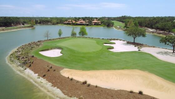 Tiburon Golf Club (The Gold) — Hole No. 5