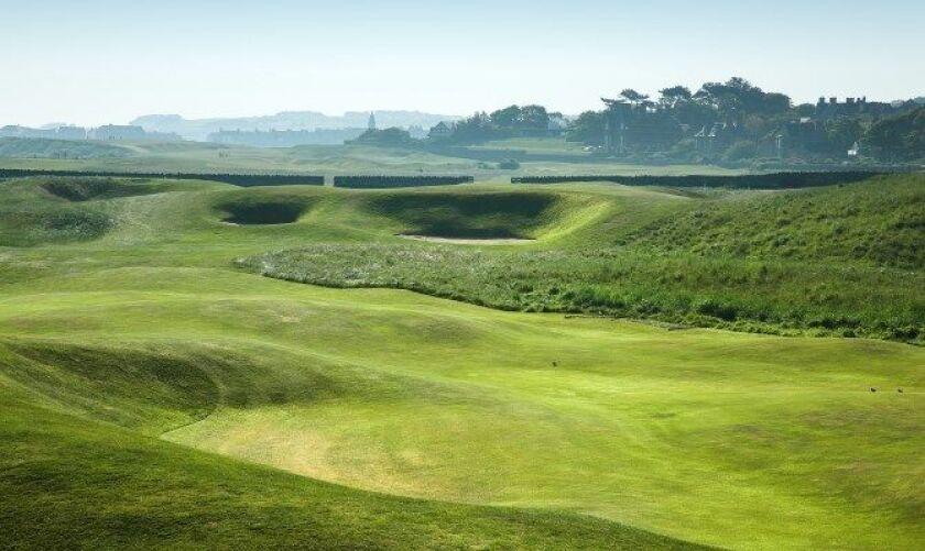 North Berwick Golf Club — Hole No. 15