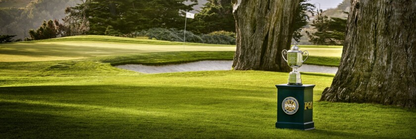 Harding Park — PGA Championship