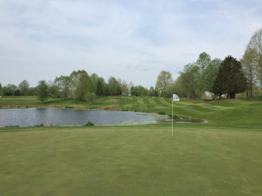 Belterra Golf Club, Hole No 7