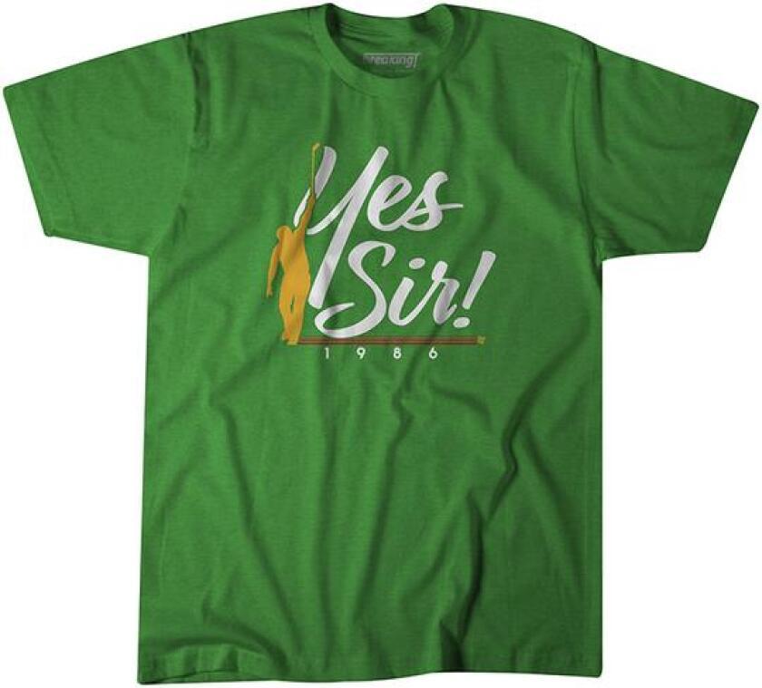 BreakingT — Yes Sir Shirt
