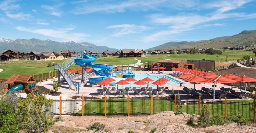 Red Ledges Village Center Pool Complex