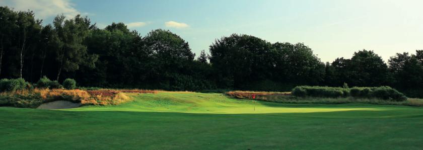 Alwoodley Golf Club — Hole No. 4