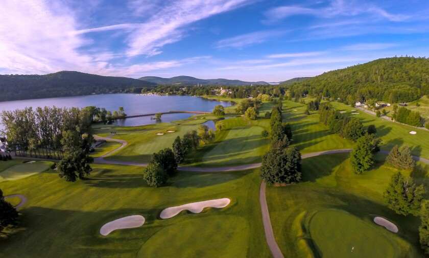 Leatherstocking Golf Course in Cooperstown, N.Y.