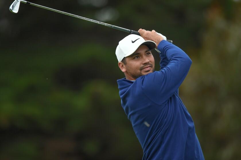 Jason Day 2020 PGA Championship 1st round
