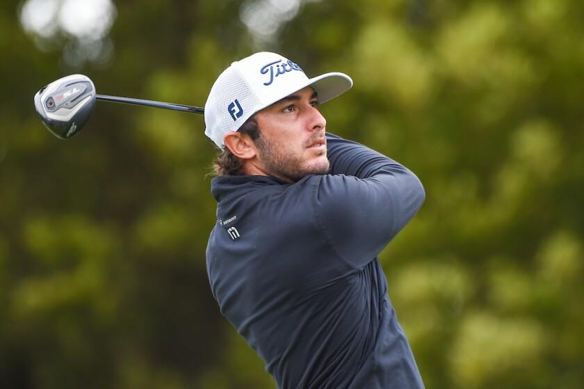 Max Homa at 2020 PGA Championship