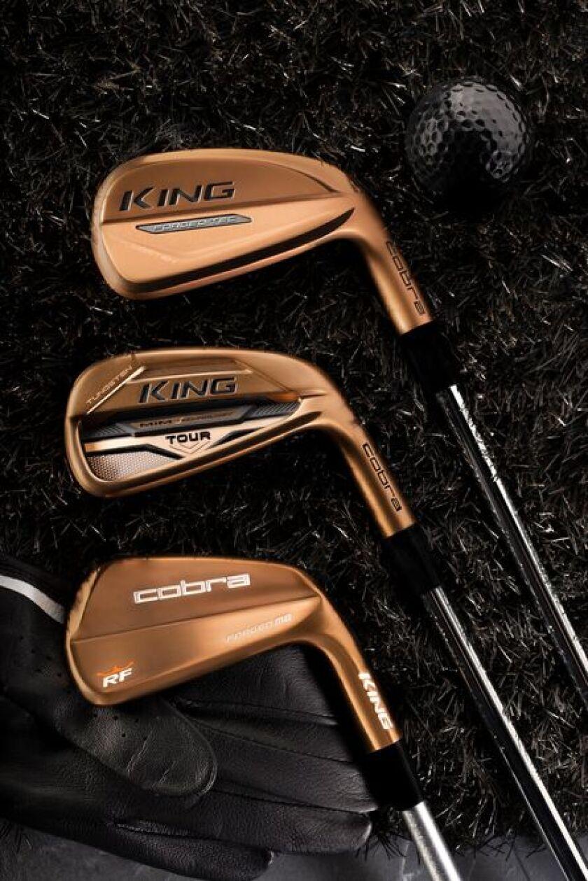 Cobra Golf — Copper Series