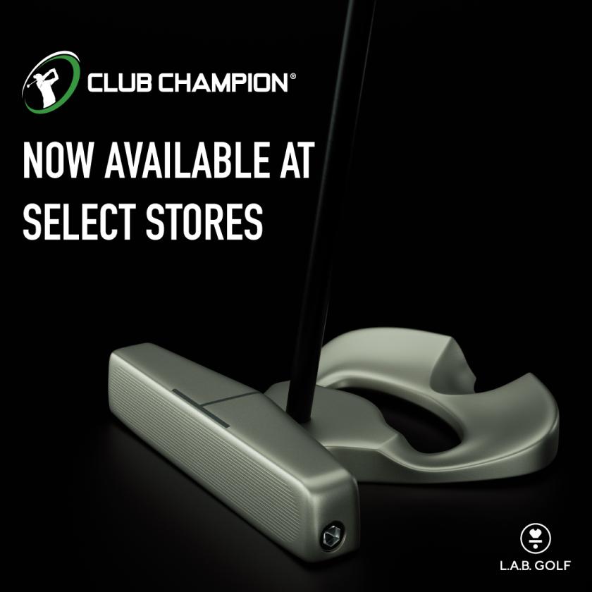 L.A.B. Golf and Club Champion Instagram promo
