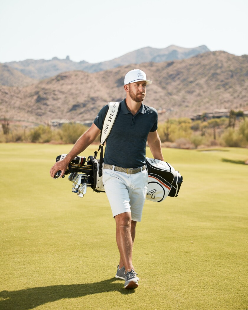 True Spec Golf Kevin Chappell