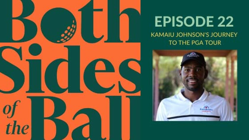 Both Sides of the Ball - Kamaiu Johnson