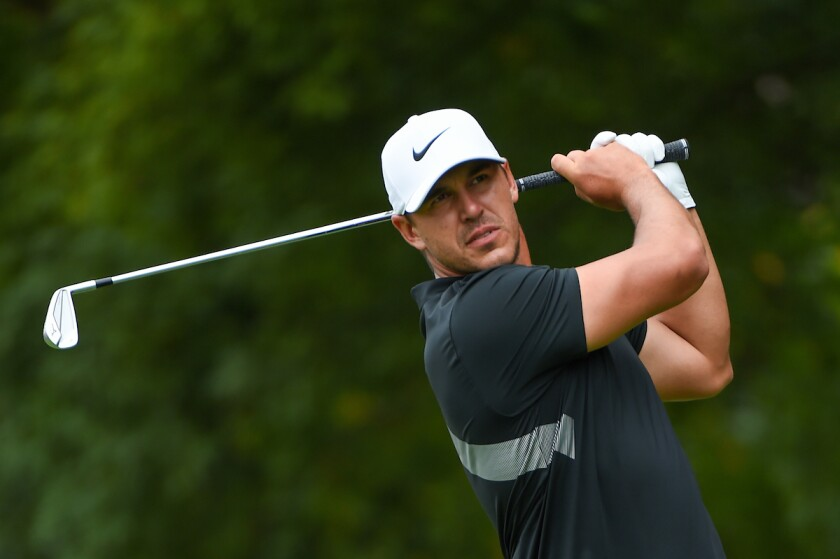 Brooks Koepka 2019 Tour Championship