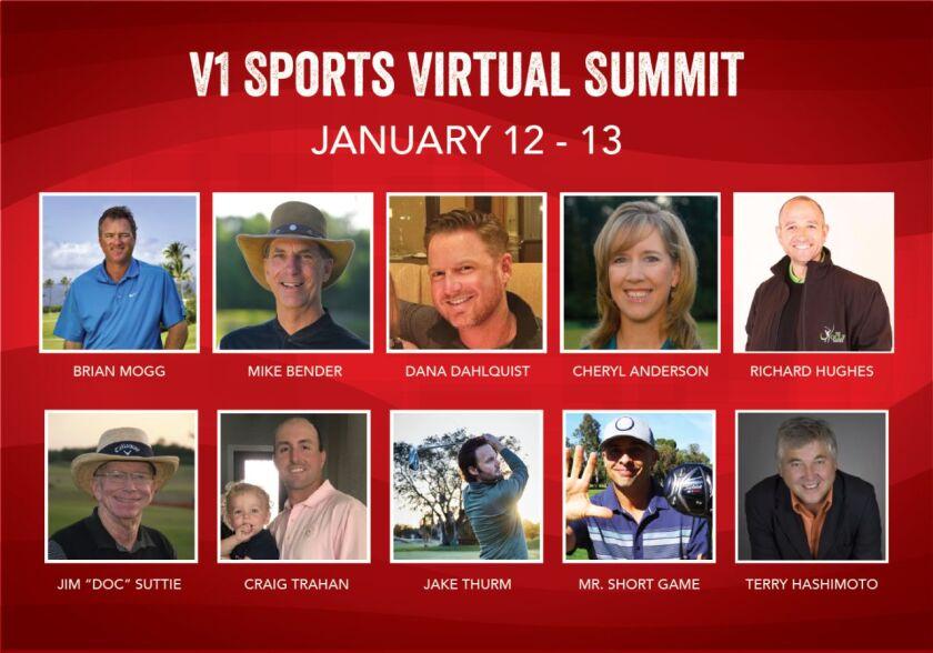V1 Virtual Sports Summit