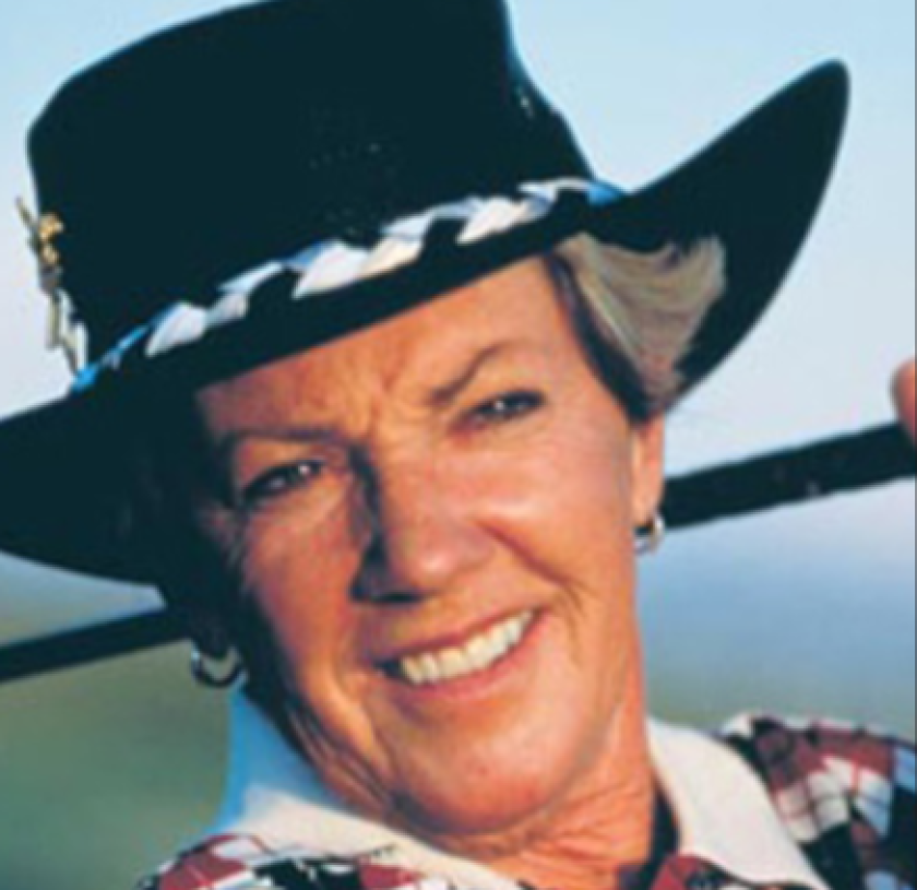 Susie Maxwell Berning, World Golf Hall of Fame member