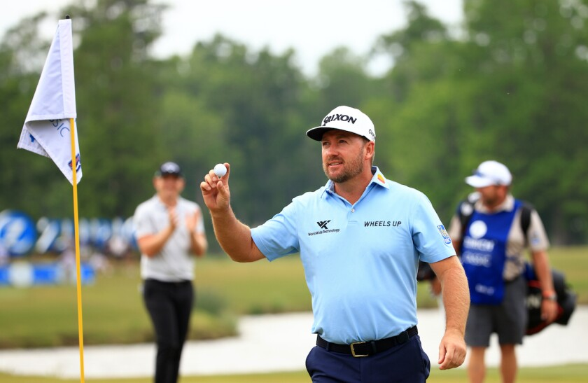 Graeme McDowell makes hole-in-one in 2nd round of 2021 Zurich Classic of New Orleans