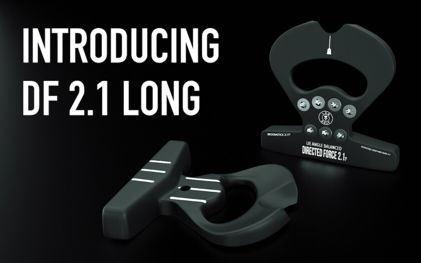 L.A.B. Golf introducing DF 2.1 Long putter