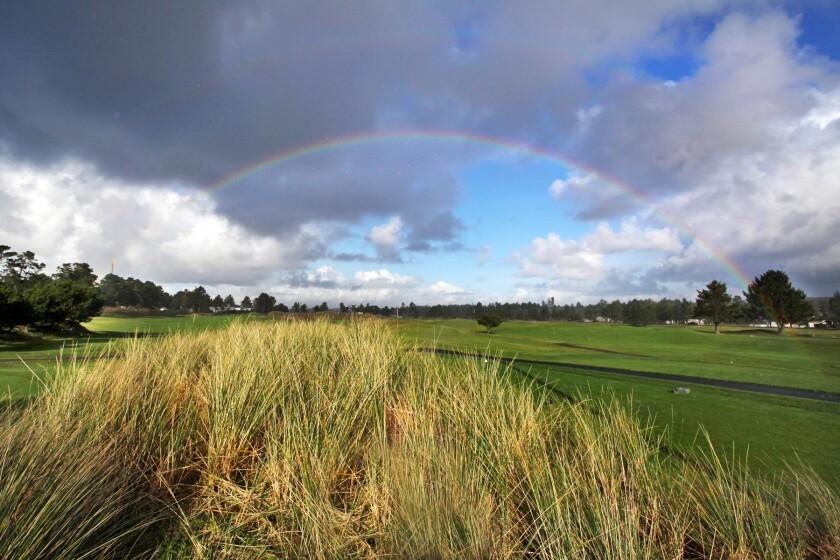 Gearhart Golf Links — Hole 1