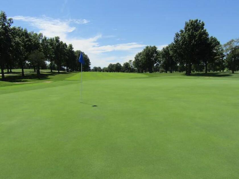 Sykes / Lady Overland Park Golf Course, South Course Hole 6