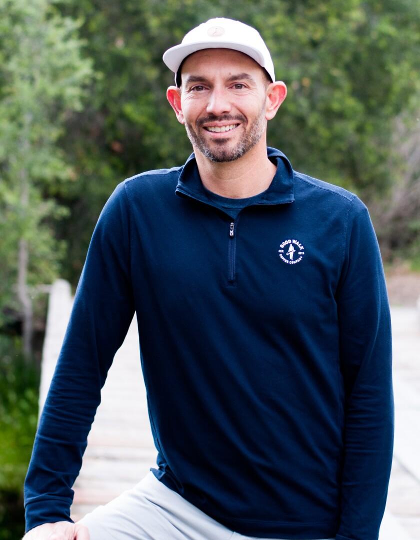 Chris Mellow — Founder - Good Walk Coffee