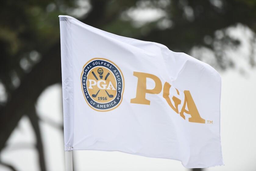 PGA of America flag