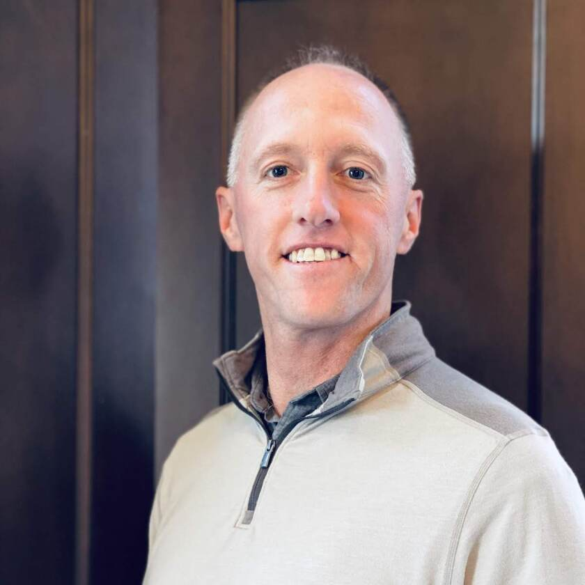 Matt Simon, head professional at Kemper Lakes Golf Club