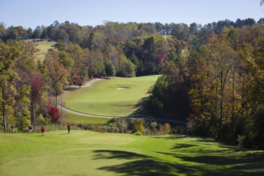 Highland Walk Golf Course