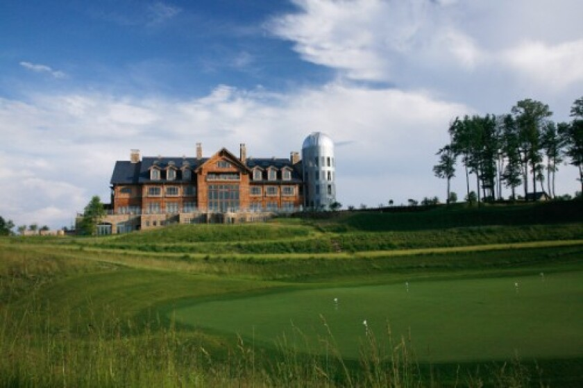 Primland Highland Course and Lodge