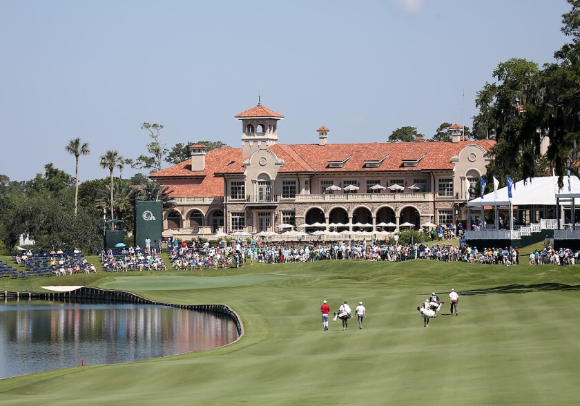 2013 The Players Championship  First Round